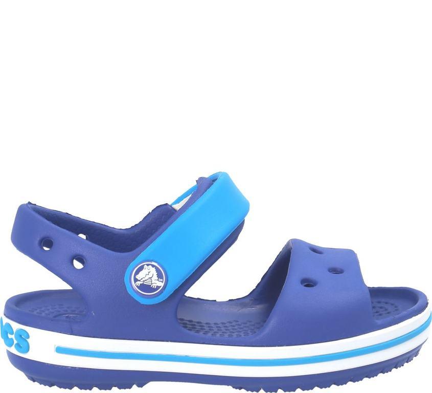Im Preisvergleich: Crocs Badeschuh blau