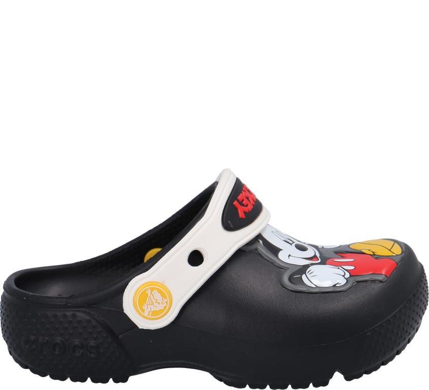 Im Preisvergleich: schwarzer Mickey Mouse Crocs™ Clog