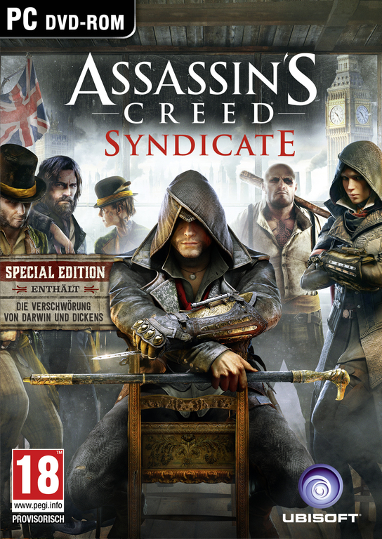 Im Preisvergleich: Assassins Creed Syndicate - (Special Edition)