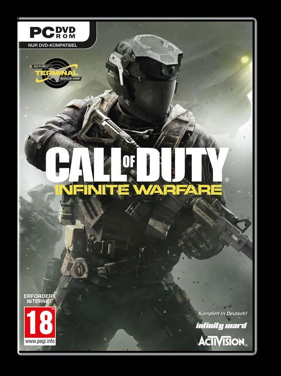 Im Preisvergleich: Call of Duty: Infinite Warfare