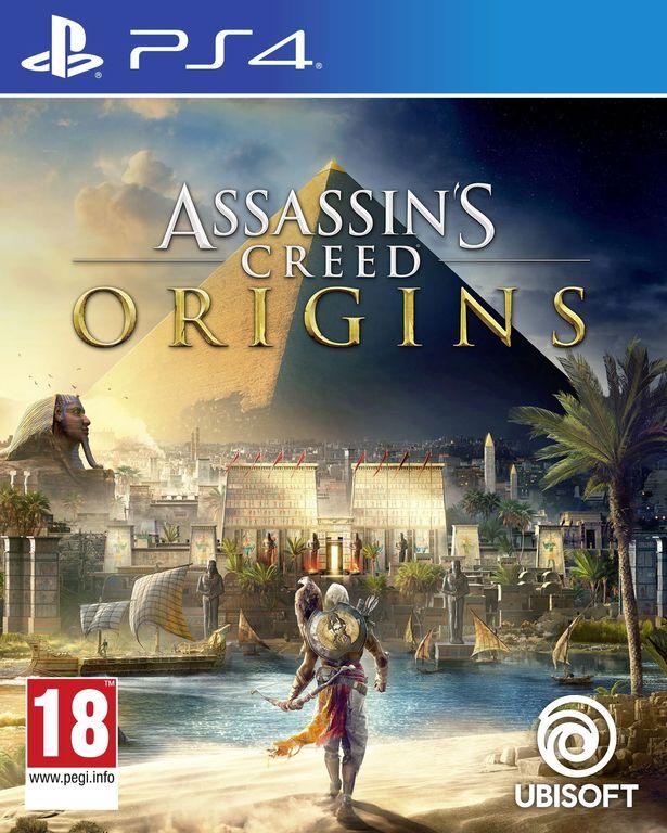 Im Preisvergleich: Assassins Creed Origins