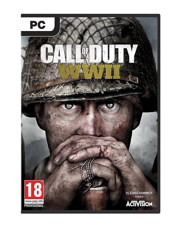 Im Preisvergleich: Call of Duty: WW II - (Code in a Box)