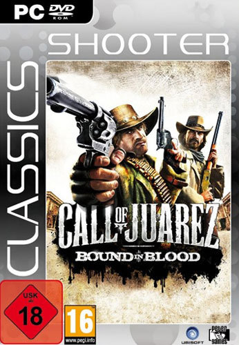 Im Preisvergleich: Call of Juarez 2 - Bound in Blood (Classic)