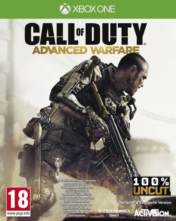 Im Preisvergleich: Call of Duty: Advanced Warfare