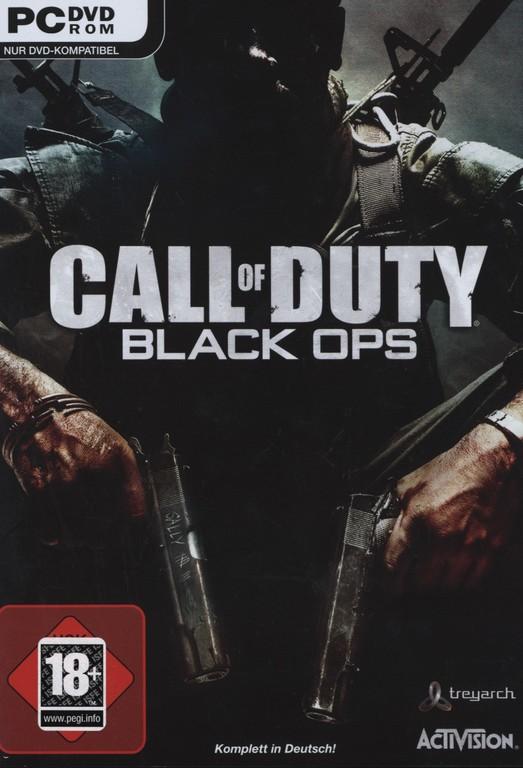 Im Preisvergleich: Pyramide: Call of Duty - Black Ops