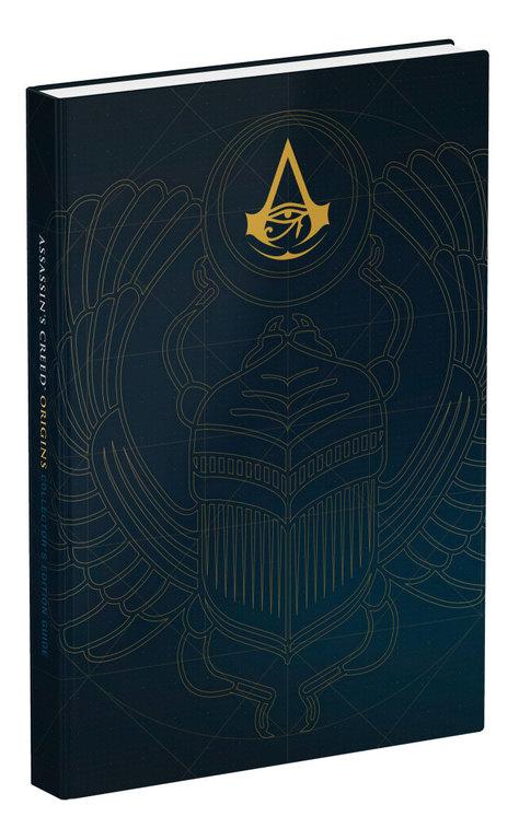 Im Preisvergleich: Assassins Creed Origins Lösungsbuch - (Collector