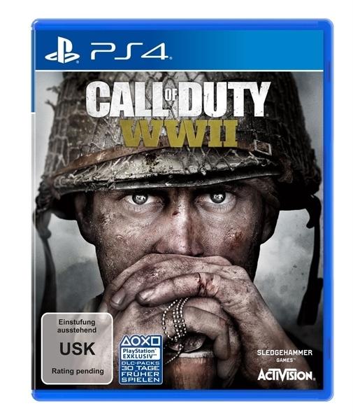 Im Preisvergleich: Call of Duty: WW II - (Deutsche Version)