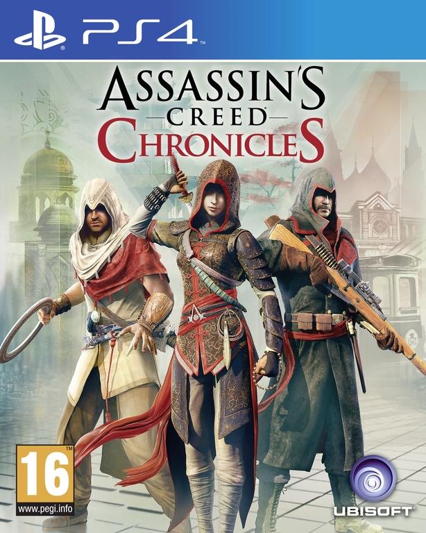 Im Preisvergleich: Assassins Creed Chronicles Trilogy