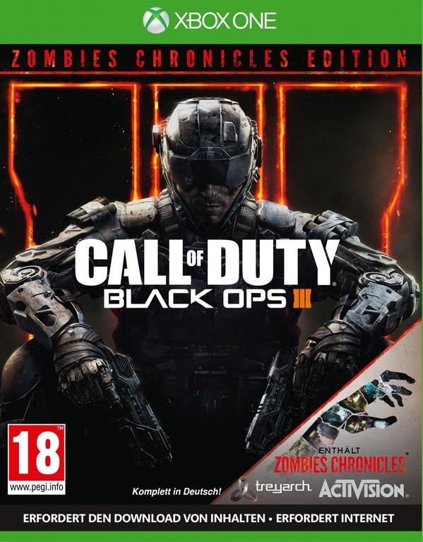 Im Preisvergleich: Call of Duty Black Ops 3: Zombie Chronicles - (German Edition)