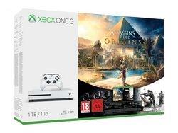 Im Preisvergleich: Xbox One S 1TB Konsole Assassin