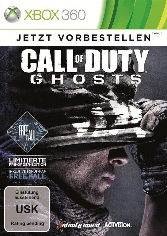Im Preisvergleich: Call of Duty: Ghosts Free Fall Edition