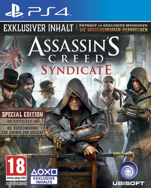 Im Preisvergleich: Assassins Creed Syndicate - (Special Edition)