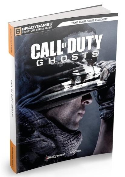 Im Preisvergleich: Call of Duty Ghosts Lösungsbuch