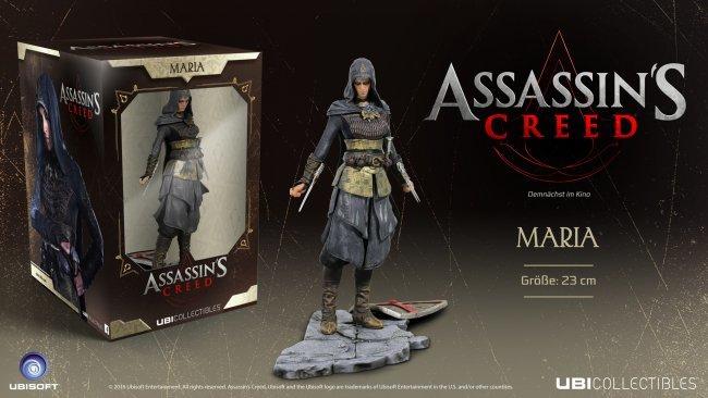 Im Preisvergleich: Assassins Creed Figur Maria (Movie)