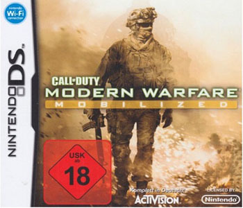 Im Preisvergleich: Call of Duty Modern Warfare - Mobilized