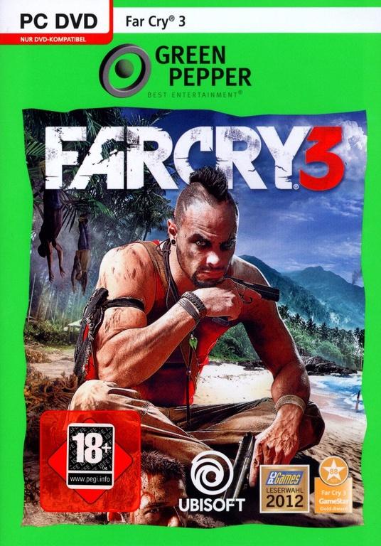 Im Preisvergleich: Green Pepper - Far Cry 3