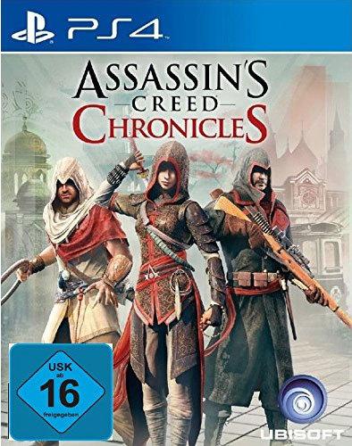 Im Preisvergleich: Assassins Creed Chronicles Trilogy - (German Edition)