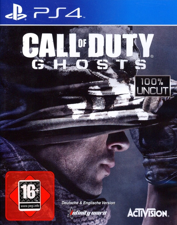 Im Preisvergleich: Call of Duty - Ghosts