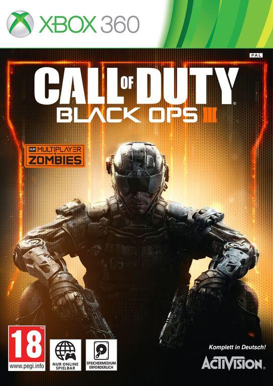 Im Preisvergleich: Call of Duty - Black Ops III
