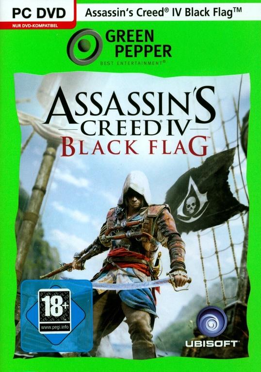 Im Preisvergleich: Green Pepper: Assassins Creed 4 - Black Flag
