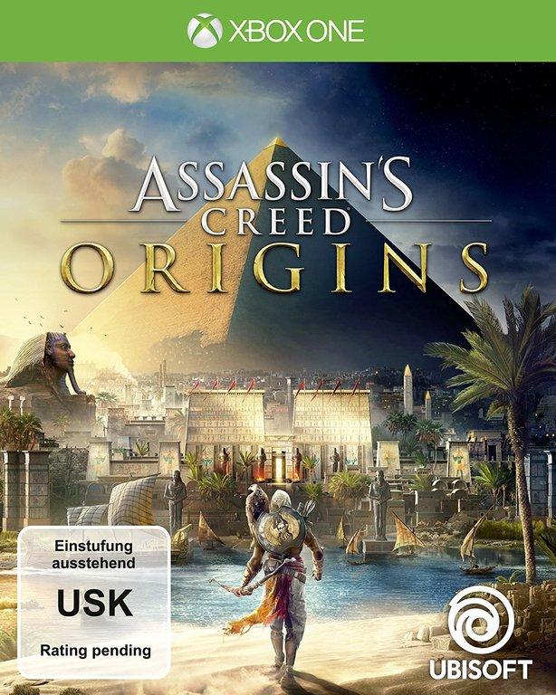 Im Preisvergleich: Assassins Creed Origins - (German Edition)