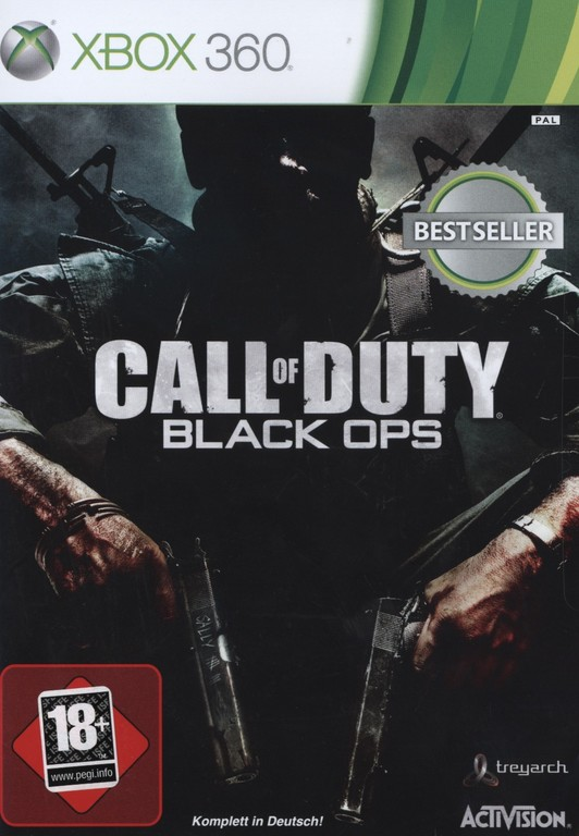 Im Preisvergleich: Call of Duty - Black Ops