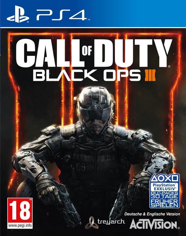 Im Preisvergleich: Call of Duty  Black Ops 3 (Deutsche Version)