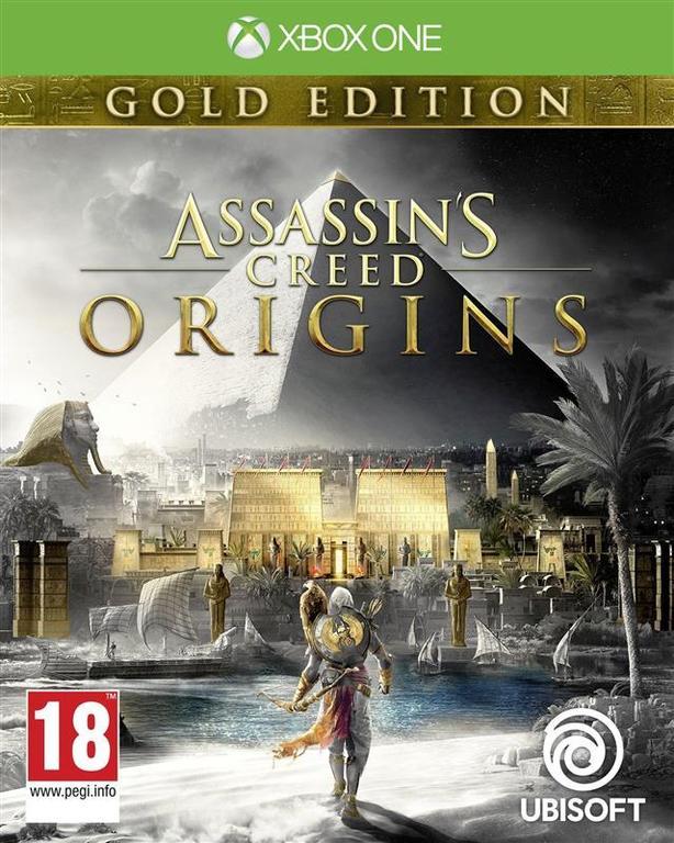 Im Preisvergleich: Assassins Creed Origins - (Gold Edition)