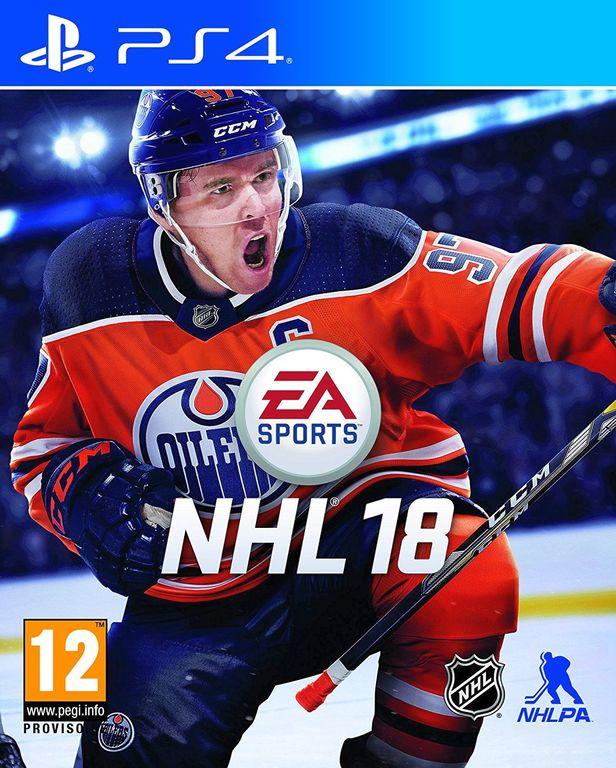 Im Preisvergleich: NHL 18