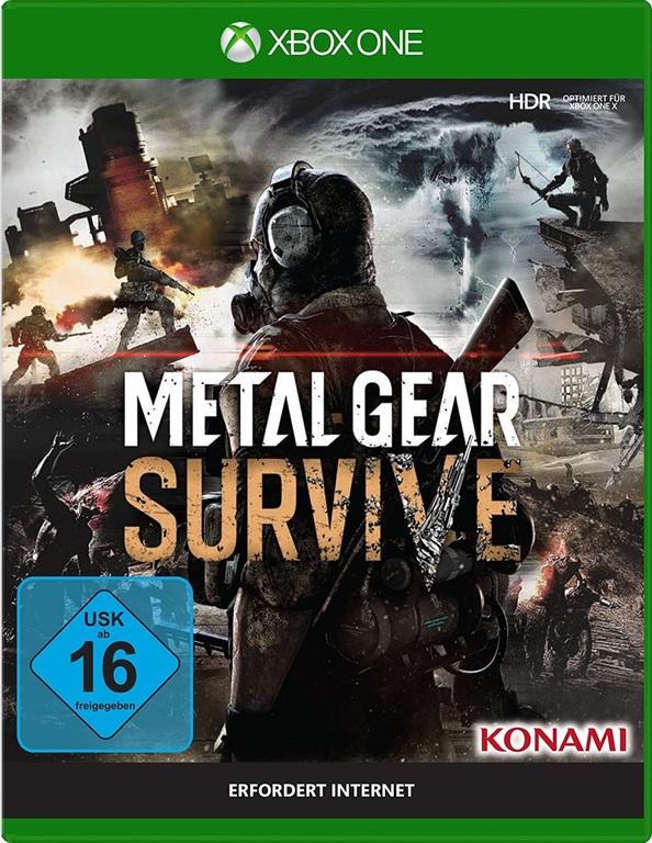 Im Preisvergleich: Metal Gear Solid Survive