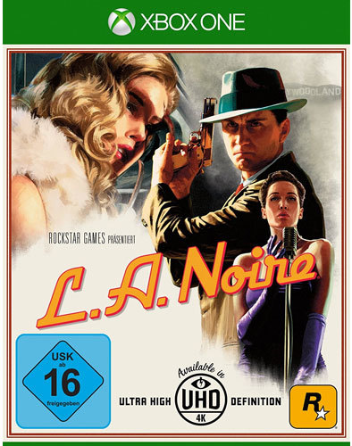 Im Preisvergleich: L.A. Noire - (German Edition)