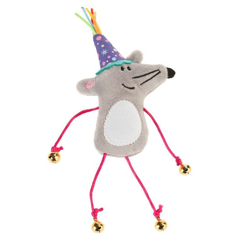 Was schenkt man Katzen zum Geburtstag – abgesehen von einer Extraportion Futter und besonders vielen Kuscheleinheiten? Eine tolle Geschenkidee ist die Party Mouse. Sie eignet sich sowohl zum Schmusen als auch zum Jagen und sieht dabei noch richtig dekorativ aus. Der Körper der...